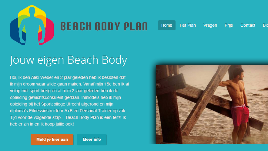 Beach Body Plan
