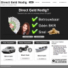 DirectGeldNodig-homepage